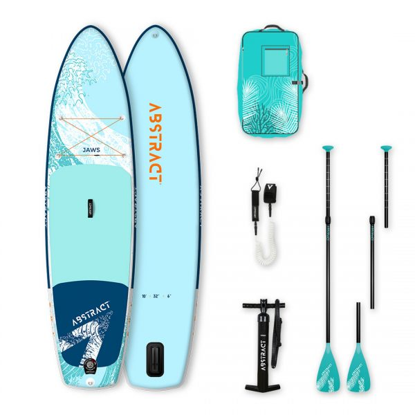 Paddle Abstract Jaws en pack complet 2020