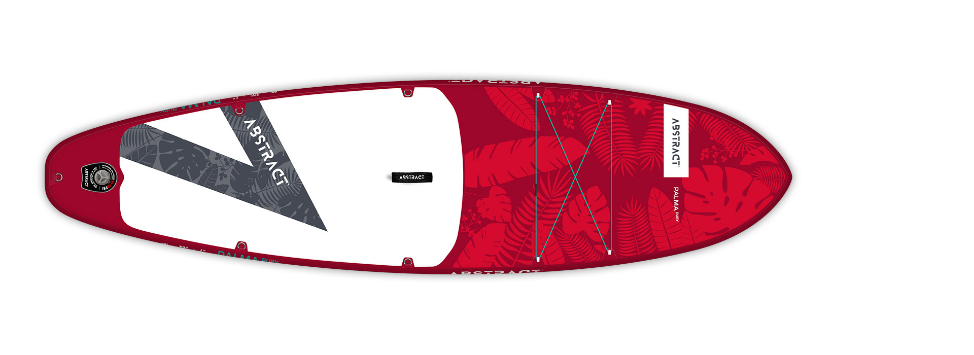 Planche de paddle Board gonflable Palma Ruby (Rouge) Abstract 2021