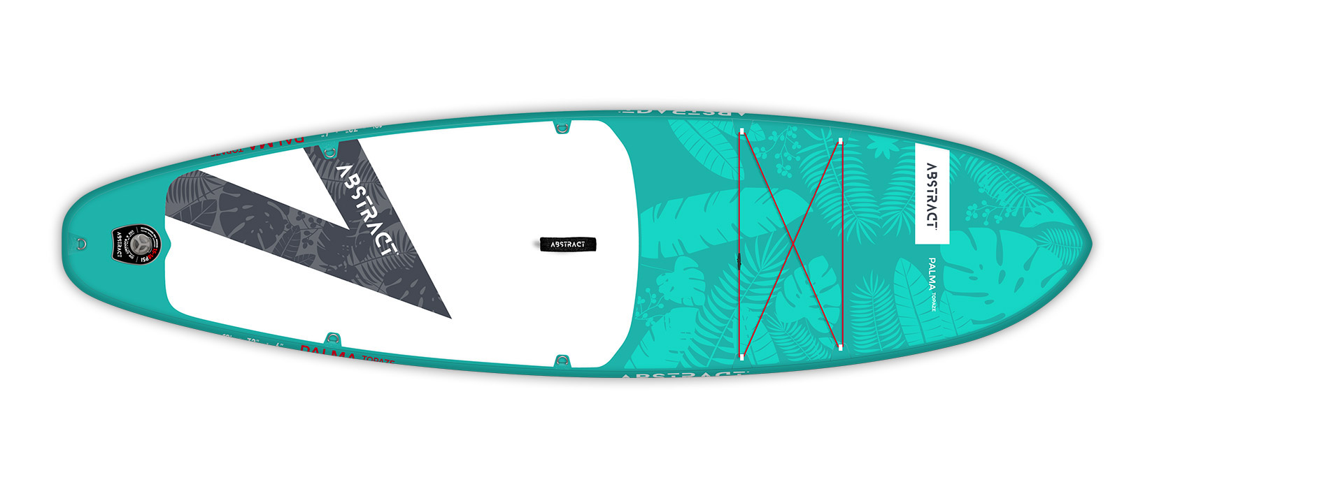 Planche de paddle Board gonflable Palma Topaze (Bleu) Abstract 2021