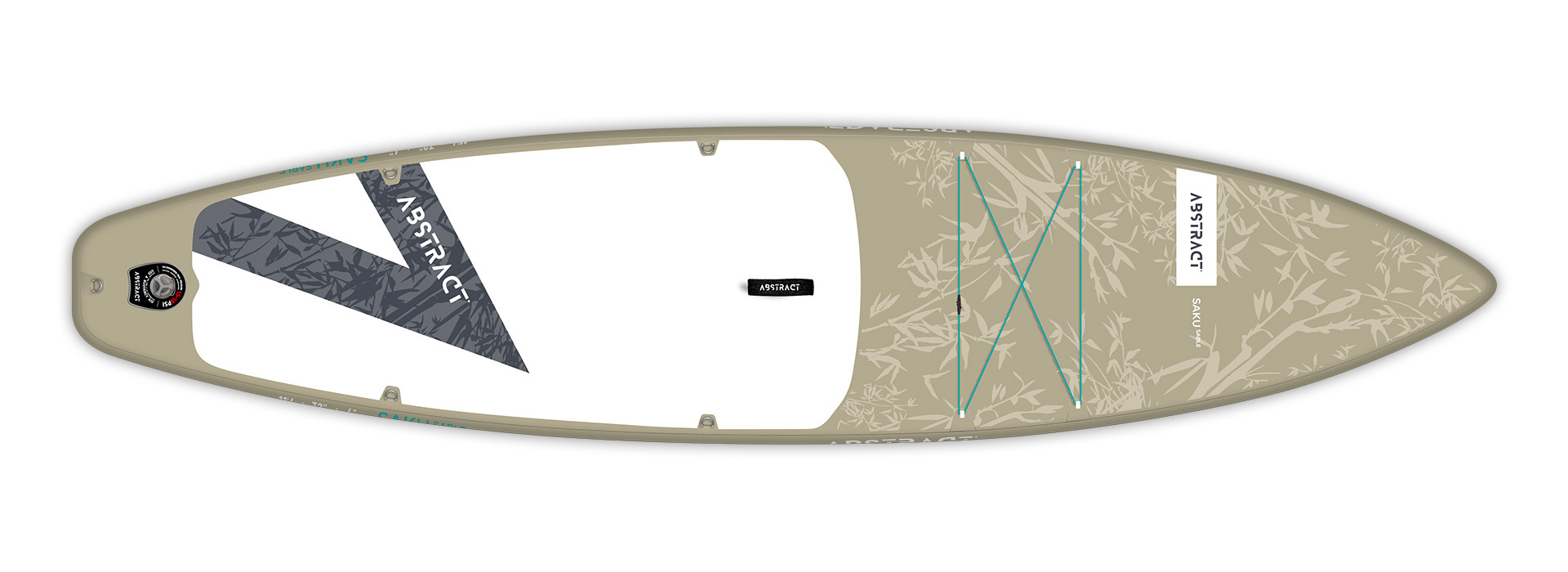 Planche de paddle Board gonflable Saku Sable (Geige) Abstract 2021